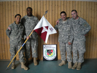 USAMMCE participates in 2010 Land Military Capability Competition