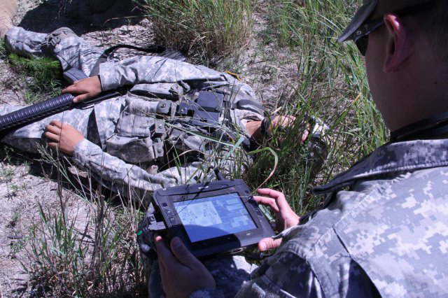 Integrated capabilities testbed at Fort Dix, N.J.