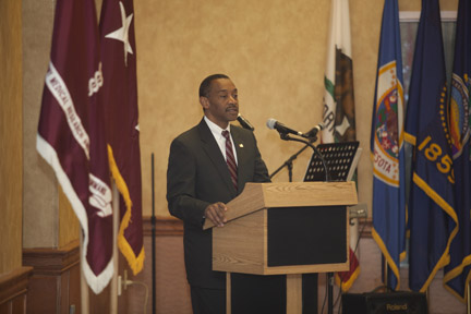 The Honorable Jonathan Woodson, M.D., assistant secretary of defense for Health Affairs