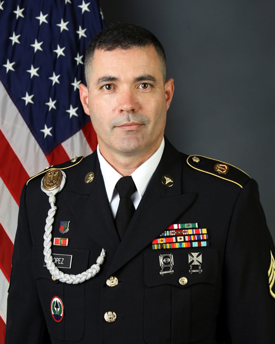 Staff Sgt. David Lopez