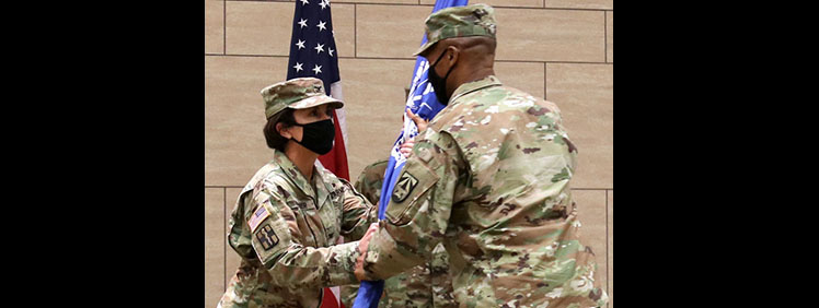 USAMRICD Welcomes Neumeier as New Commander