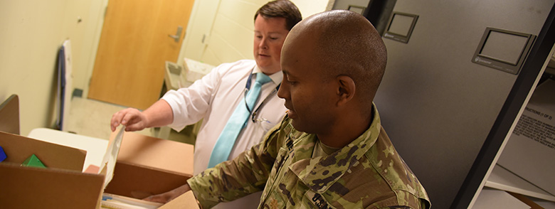 USACEHR Legacy, Impact Secure as Move to WRAIR Starts in Earnest