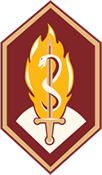 U.S. Army Medical Research and Development Command logo